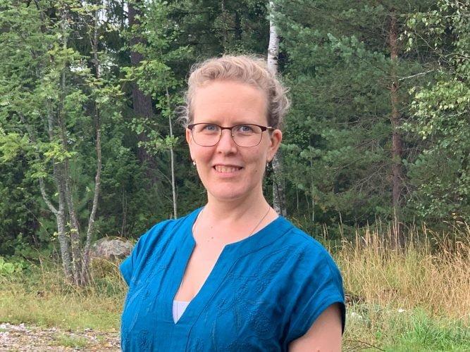 Marika Holmström